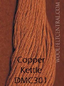 Floss Copper Kettle