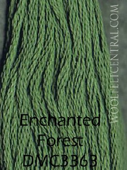 Floss Enchanted Forest