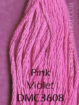 Floss Pink Violet