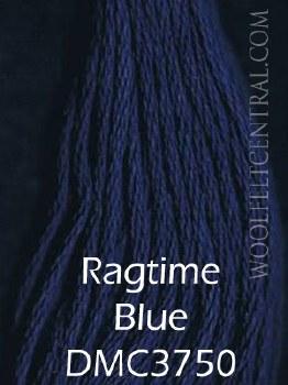 Floss Ragtime Blue
