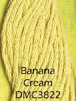 Floss Banana Cream