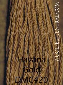 Floss Havana Gold