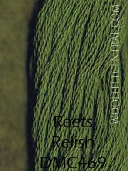 Floss Reets Relish