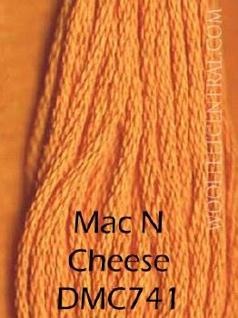 Floss Mac N Cheese