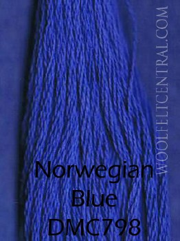 Floss Norwegian Blue