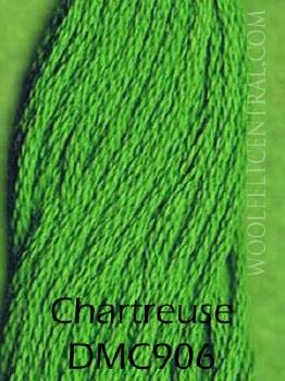 Floss Charteuse