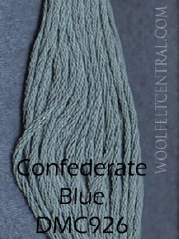 Floss Confederate Blue