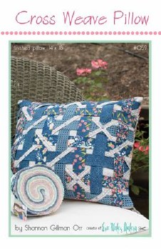 Cross Weave Pillow