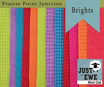 Wool Bundle Brights