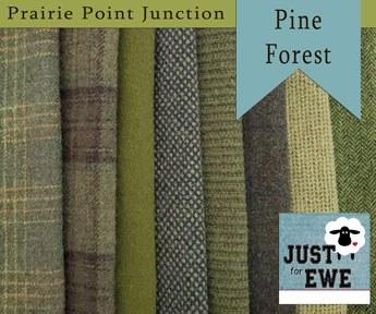 Wool Bundle Pine Forest