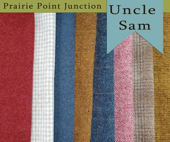 Wool Bundle Uncle Sam