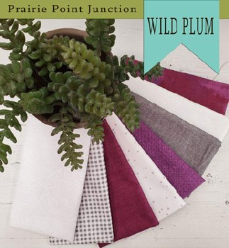 Wild Plum Fat Quarter Bundle