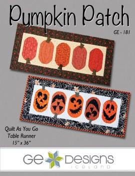 Pumpkin Patch Tablerunner