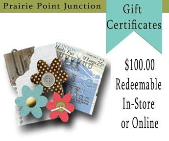 Gift Card - $100.00