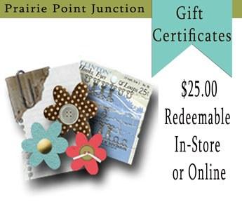 Gift Card - $25.00