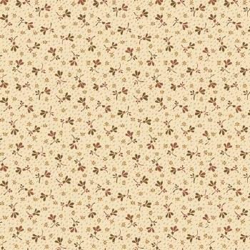 Buttermilk Blossoms Calico Cre