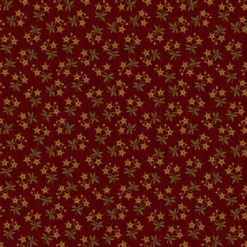 Moonshine Star Flowers Red