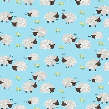 Best Friends Sheep Light Blue