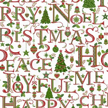 Holiday Decadence Words Mist