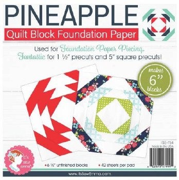 """Pineapple Foundation Paper 6"""""""