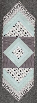 Quilt As You Go Tablerunner Ki