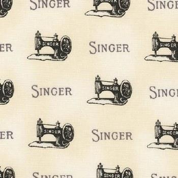 Sewing With Singer Machine Atq