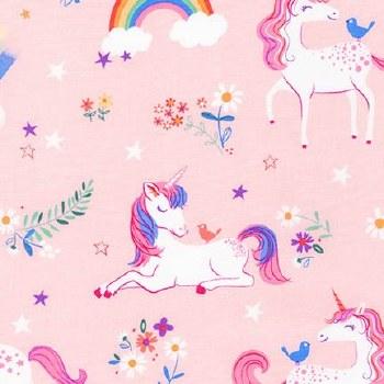 Happy Little Unicorns Pink