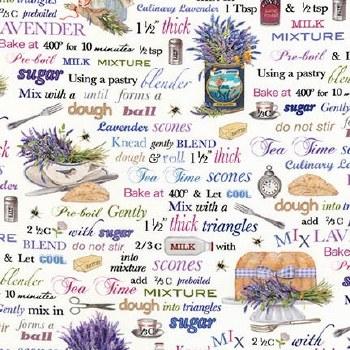 Favorites Words Lavender