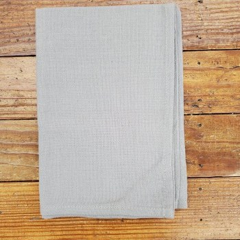 Towel Solid Gray