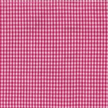 Towel Mini Check Pink White