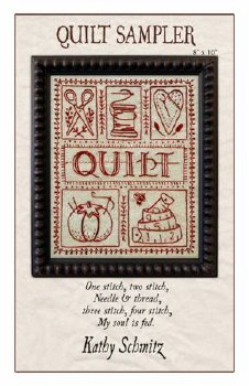 Quilt Sampler by Kathy Schmitz