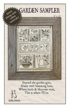 GardenSampler by Kathy Schmitz