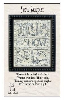 Snow Sampler by Kathy Schmitz
