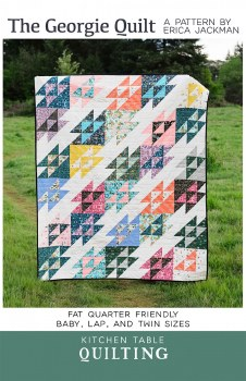 The Georgie Quilt Pattern