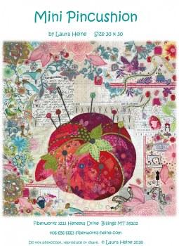 Mini Pincushion Collage