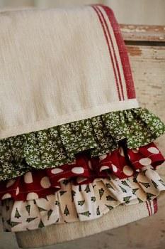 Christmas Kitchen Towel