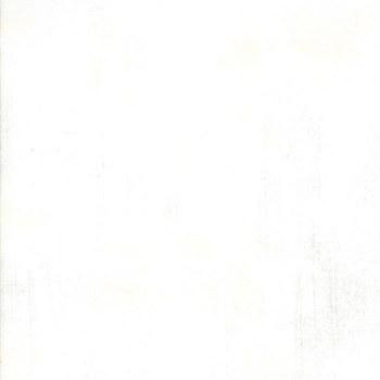 """Grunge 108"""" White Paper"""