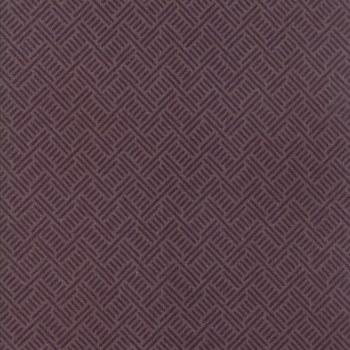 Wool Needle V Diagonal Dusk