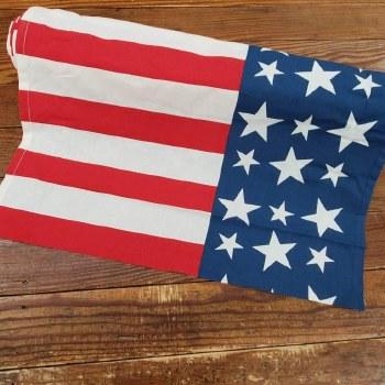 "Toweling 16"" Bar Harbor Flag"