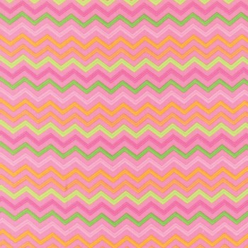 Brighten Up Chevron Pink