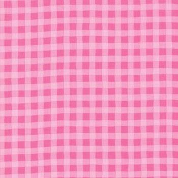 Good Day Check Pink