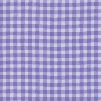 Good Day Check Purple