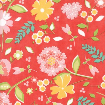 Flower Mill Bloomy Poppy