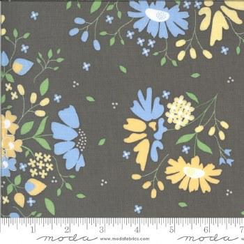 Spring Brook Lrg Floral Slate