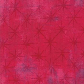 Grunge Seeing Stars Raspberry