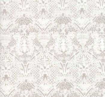 Stiletto Lace Eggshell