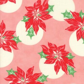 Swell Christmas Poinsettia Pin