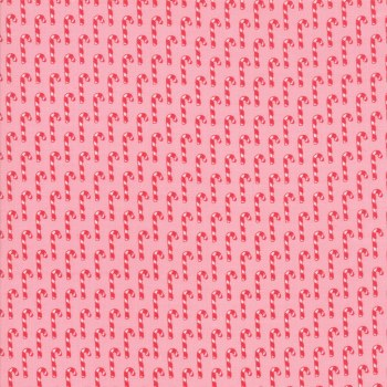 Sweet Christmas Candy Cane Pink