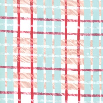 To Be Jolly Plaid Frosty Berry