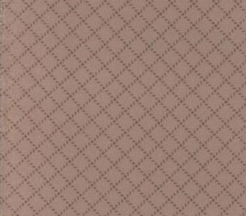 Farmhouse Flannel II Diagonal Plaid Toast